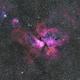 Carina Nebula NGC 3372 from Philip Island Australia,                                EventHorizon