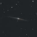Needle galaxy,                                David Conn