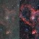Heart Nebula,                                t-ara-fan
