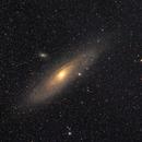 Andromeda Galaxy,                                sega7443