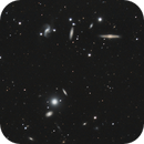 NGC 4015 or ARP 138 Group, NGC 3987 - LGG 261 Group and NGC 3997 - LGG 260 Group,                                Riedl Rudolf