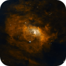 Bubble Nebula,                                Everett Quebral