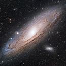 M31 Andromeda Galaxy,                                TimothyTim