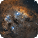 NGC 7822 - Bicolor,                                Oliver