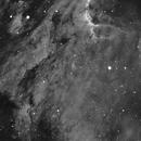 Pelican Nebula,                                Salvatore Iovene