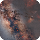 16 Panel Mosaic of Rho and Milky Way,                                Dennis Sprinkle
