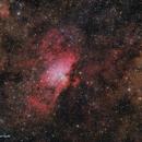 M16 - Nebulosa del Aguila LRGB,                                José Fco. del Agu...