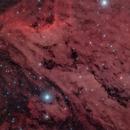 Pellican Nebula,                                francopanetta