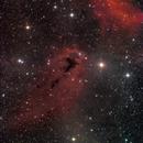 l'uomo nero .... LDN1622 in Orione,                                Rolando Ligustri