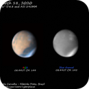 Mars - March 18, 2020,                                Fábio