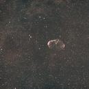 C27 Crescent Nebula-Ha-HOO (modified),                                Adel Kildeev