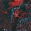 GUM Nebula, RCW33, RCW34, RCW35, RCW36,                                oldwexi