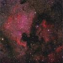 NGC7000/ IC5070,                                Andreas Zirke