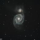 Whirlpool Galaxy,                                Granwehr Patrick