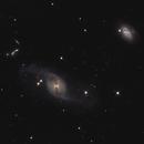 NGC 3718,                                Bogdan Borz