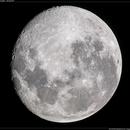 The Waning Full Moon,                                Roger Groom