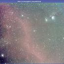 M78 and SH 2-276 Barnard's loop,                                Andrea Pistocchini - pisto92