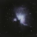 Orion Nebula (M42),                                Christian Serrano