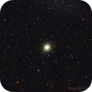 M92 Globular Cluster,                                Edward Overstreet