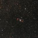 Nebulosa Planetária 336-0.1 (crop),                                José Carlos Diniz