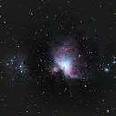 M42 Orion Nebula,                                Maria Pavlou