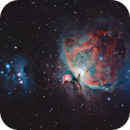 Orion Nebula,                                Laurence Pap