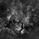 Gamma Cygni Region,                                Marzio Bambini