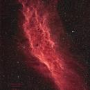 California Nebula - NGC1499,                                Gordon Hansen