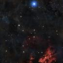 Sh2-64/W40 - An Obscured Star-Forming Region,                                Jason Guenzel