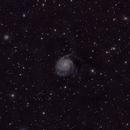 M101 LRGP and Light Pollution,                                jerryyyyy
