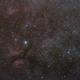 Sadr Region Widefield - Butterfly and Crescent Nebulae,                                Gabriel R. Santos...