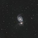 Whirlpool Galaxy,                                Jessi Wenke