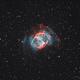 M27, The Dumbbell Nebula,                                Nicolas Kizilian