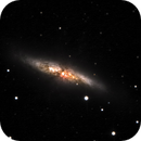 Messier 82,                                Günther Eder