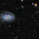 NGC 4725 , 4712 and 4747,                                Dan Wilson