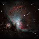 M42 - M43 -Nebuleuse d'Orion,                                khal28