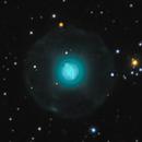 Planetary Nebula NGC6826 and its outer halo,                                lowenthalm