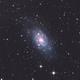 NGC2403,                                Станция Албирео