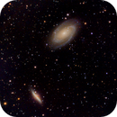 M81, M82, NGC 3307,                                Kevin Wigell