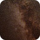 Milky Way over Alaska,                                Corey Peterson