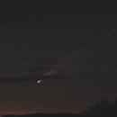 Comet 2020 F3, NWOWISE,,                                John O'Neal, NC Stargazer