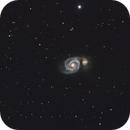 A Lonely M51,                                Linda