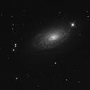 M63 full moon,                                Xavier V