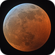 Total Eclipse of the moon 2019,                                avarakin