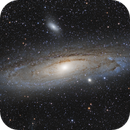 Andromeda Galaxy,                                tommy_nawratil