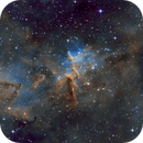 Melotte 15 (from Bortle 8),                                Carastro