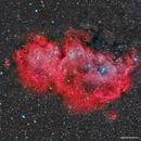Soul Nebula HaLRGB,                                Francesco di Biase