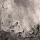 Sh2-12 Starless Close-up,                                John Ebersole
