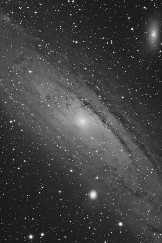 A quick M31,                                Salvatore Iovene