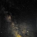 Milky Way Over the Blue Ridge Mountains, Virginia,                                Van H. McComas